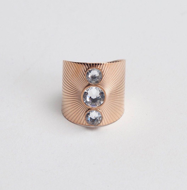 1 BAAN rosegold diamond