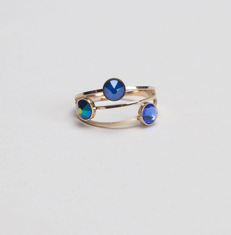 1 ELLA gold blue