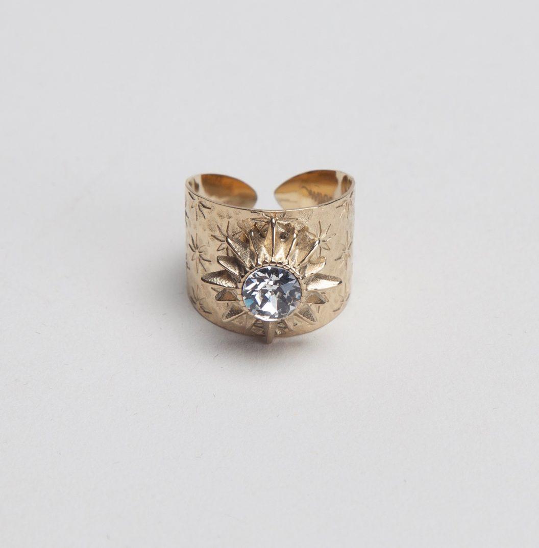 1 NINA gold diamond