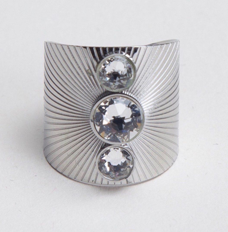 2 BAAN silber diamond