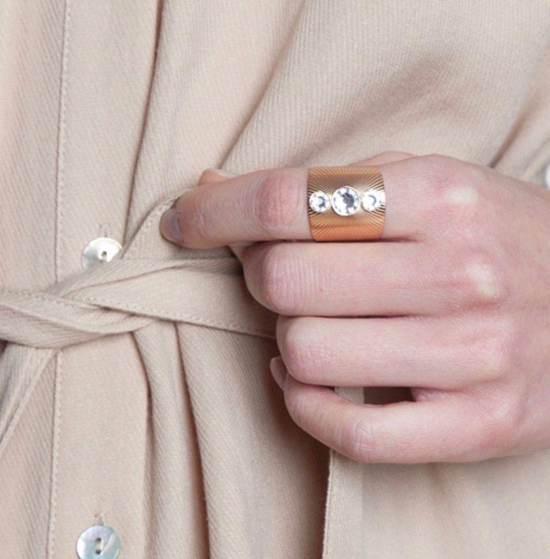 5 BAAN rosegold diamond M TEXT