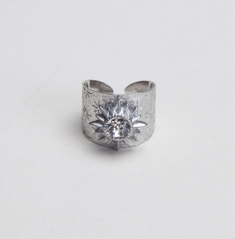 NINA silber diamond